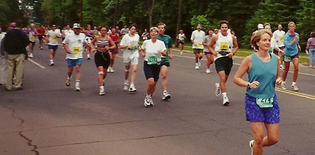 Not Your Grandma's Marathon