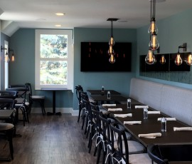 Va Bene unveils new private dining space, Soffitta