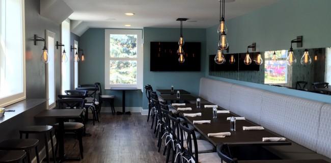Va Bene unveils new private dining space, Soffitta