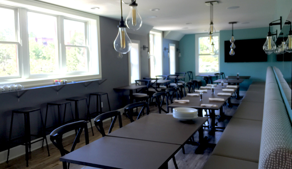 Group and Event Space in Duluth at Va Bene Caffe's Soffitta