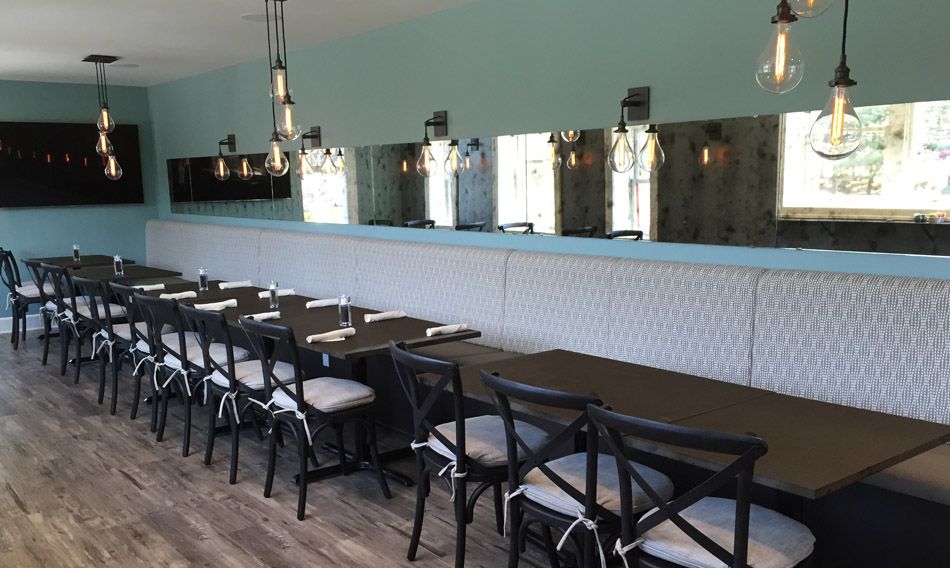 Soffitta offers a private dining space above Va Bene in Downtown Duluth